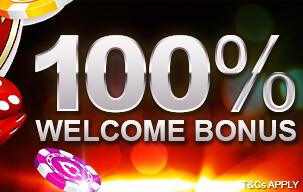 promotion 100welcomebonus